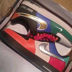 """Nike AF1 """"New York's"""""""